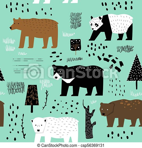 壁紙 かわいい 動物 生地 織物 ペーパー パターン 幼稚