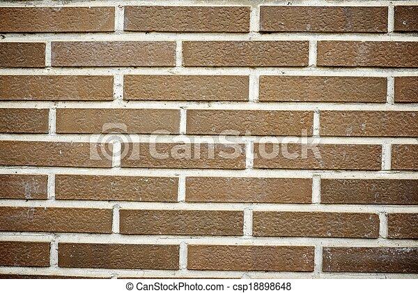 壁, れんが - csp18898648
