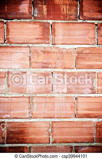 壁, れんが - csp39944101