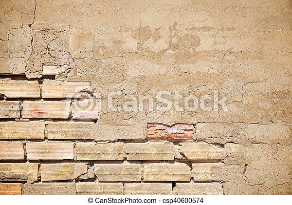 壁, れんが - csp40600574