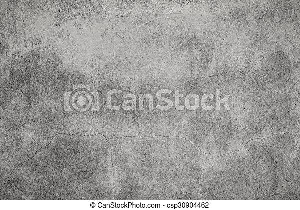 壁, グランジ - csp30904462