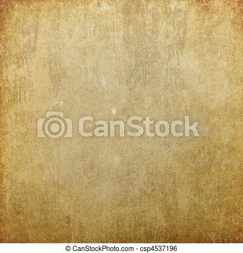 壁, 古い, texture. - csp4537196