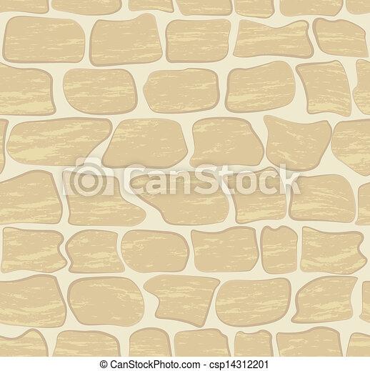 壁, 石 - csp14312201