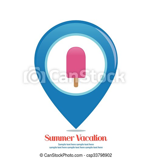 夏 休暇 - csp33798902