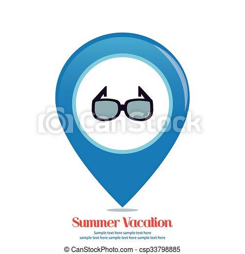 夏 休暇 - csp33798885