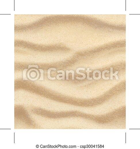 夏, 砂ビーチ - csp30041584