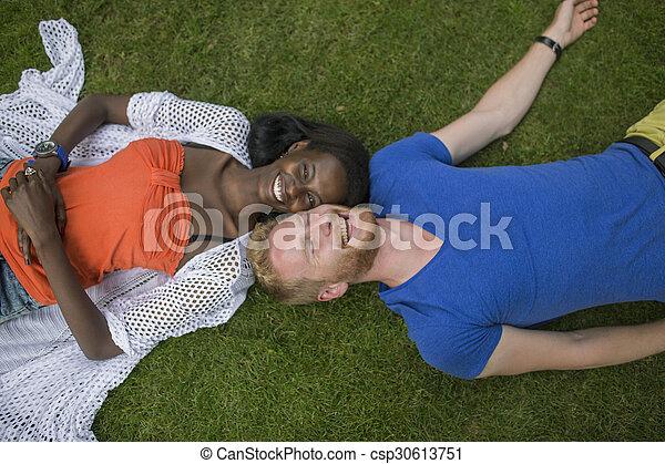多人種の偶力, 公園 - csp30613751