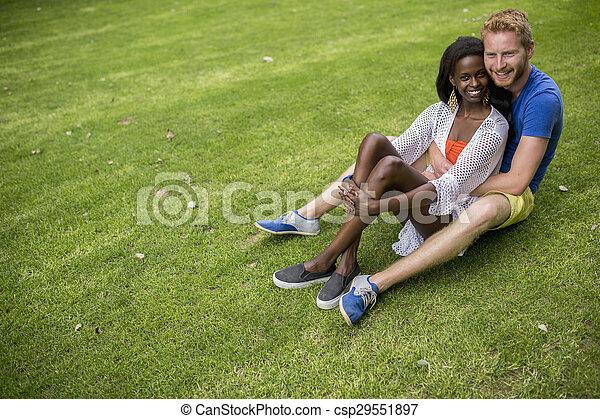 多人種の偶力, 公園 - csp29551897