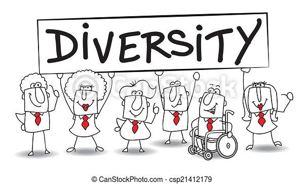 多様性 - csp21412179