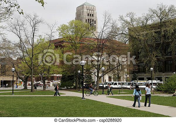 大学 キァンパス - csp0288920