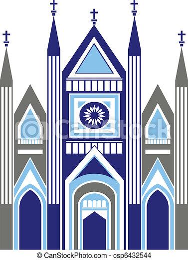 大聖堂 - csp6432544