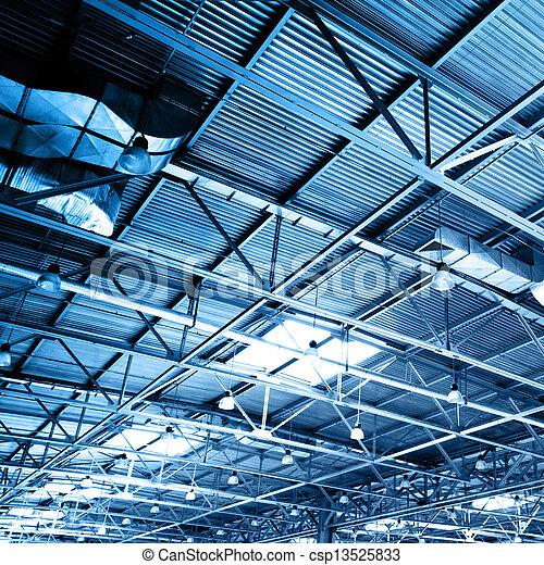 天井, 倉庫 - csp13525833