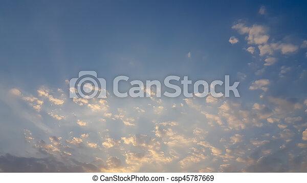 天空 - csp45787669