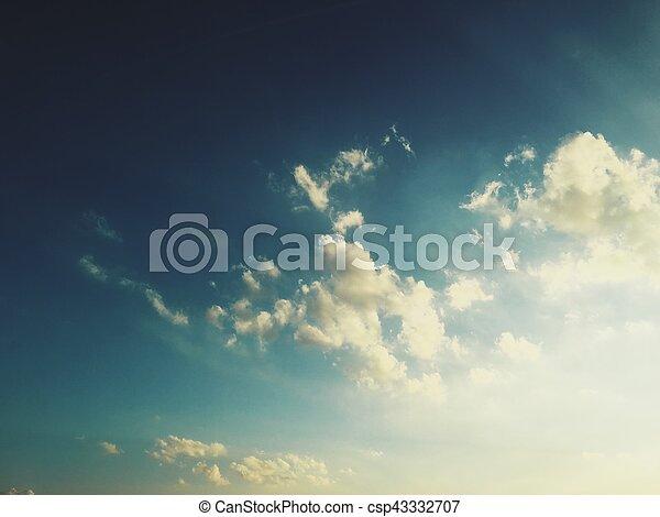 天空 - csp43332707