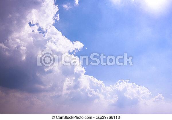 天空 - csp39766118