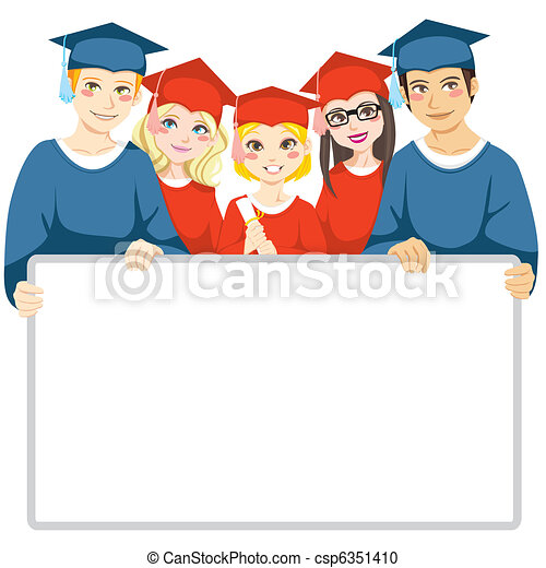 天, 畢業 - csp6351410