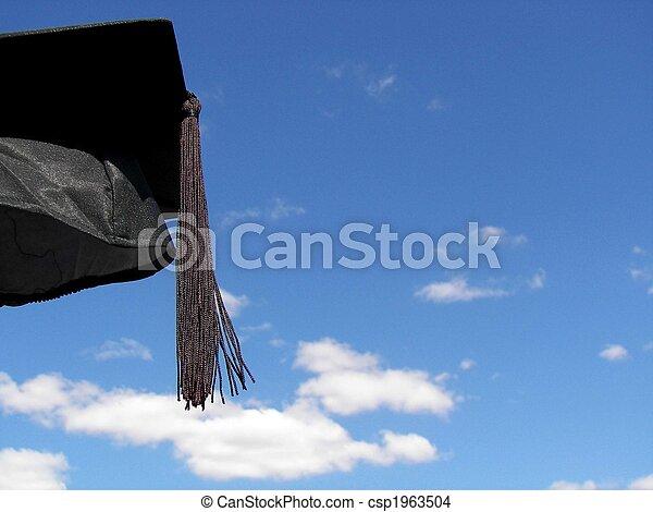 天, 畢業 - csp1963504