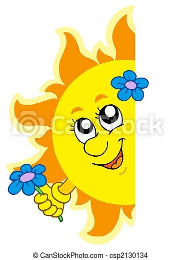 太陽の花, 潜む - csp2130134