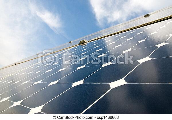 太陽面板 - csp1468688