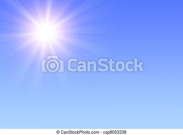 太陽 - csp8053338