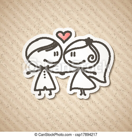 夫婦, 婚禮 - csp17894217