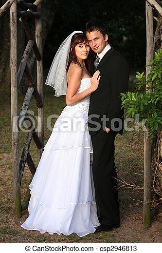 夫婦, 婚禮 - csp2946813