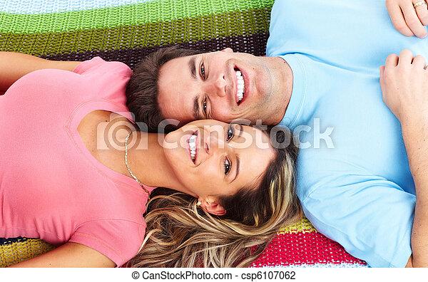 夫婦, 年輕 - csp6107062