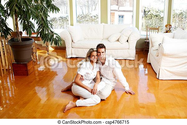 夫婦, 愛 - csp4766715