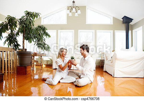夫婦, 愛 - csp4766708