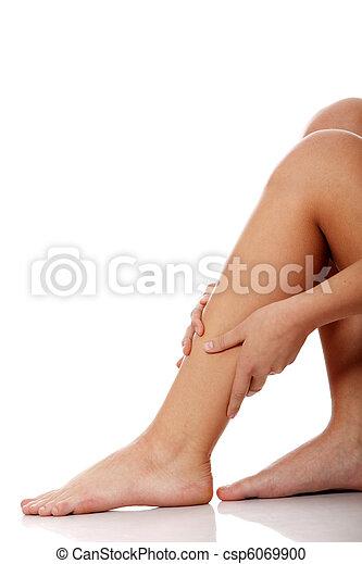 女性の保有物, leg. - csp6069900