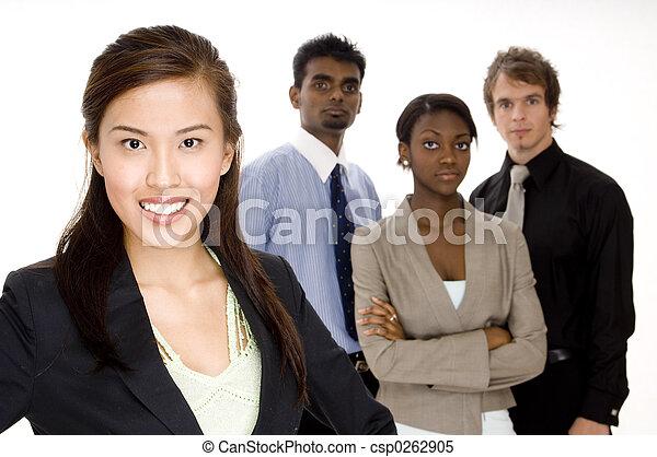 女性実業家 - csp0262905