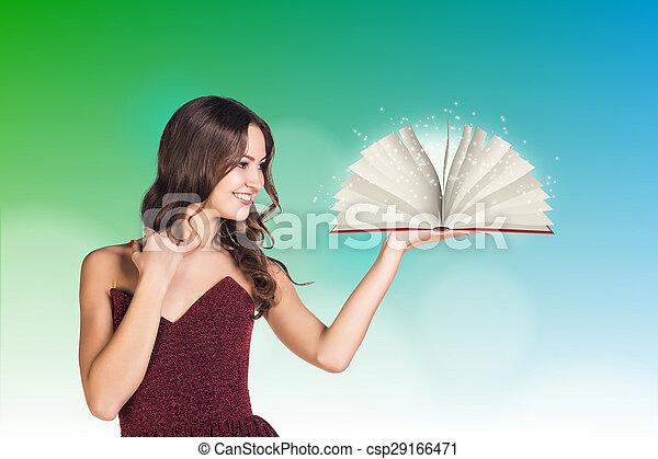 女性実業家, 本 - csp29166471