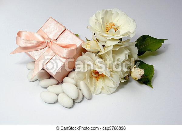 好意, 3, 結婚式 - csp3768838