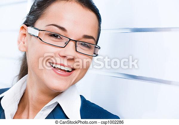 妇女脸 - csp1002286
