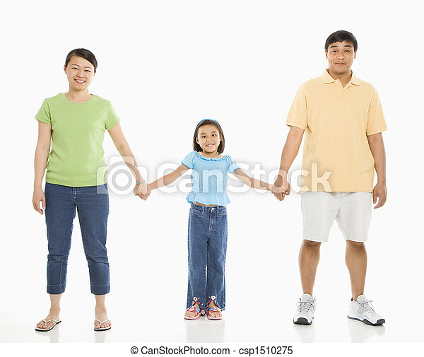 娘, parents. - csp1510275
