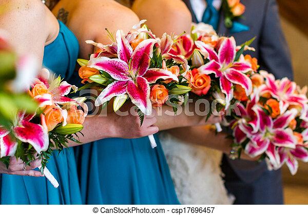 婚禮 - csp17696457