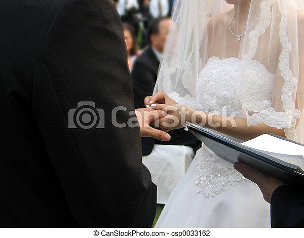 婚禮 - csp0033162
