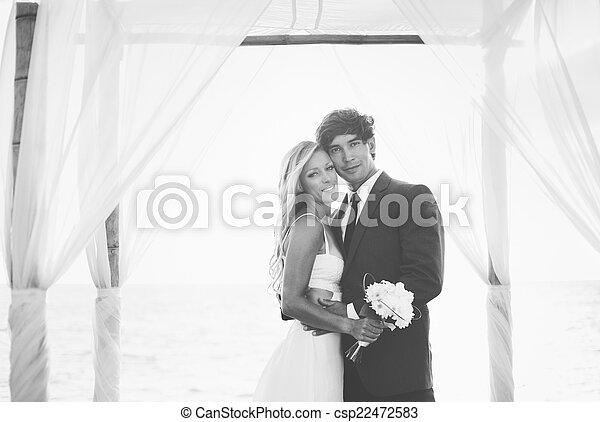 婚禮 - csp22472583