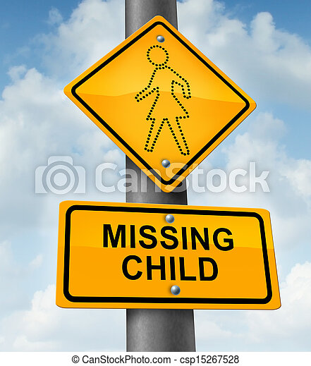 子供, 欠けている - csp15267528