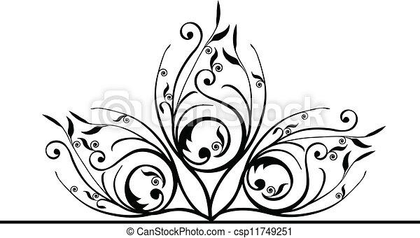 羽毛图片 手绘 黑白