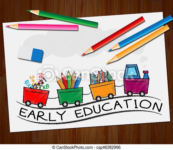 学校の 子供 手段 イラスト 早い教育 3d 学校の 子供 手段