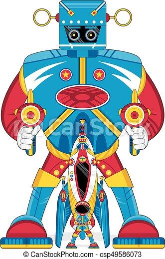 宇宙人 ロボット ロケット かわいい 宇宙人 ロボット イラスト 漫画