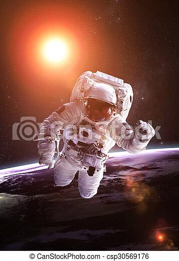 宇宙飛行士, 外宇宙 - csp30569176