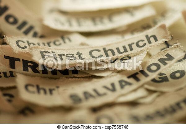 宗教, 概念 - csp7558748