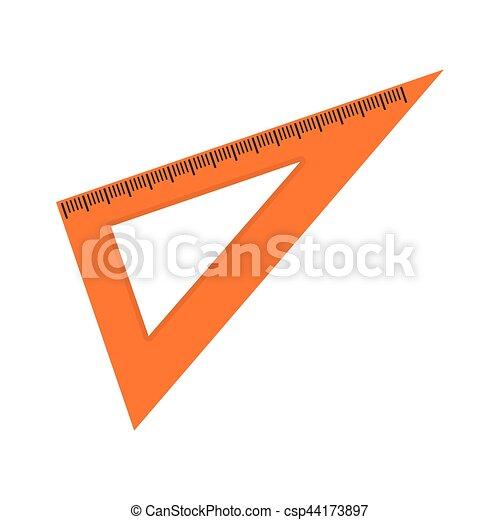 定規 三角定規 グラフィック セット 定規 イラスト ベクトル