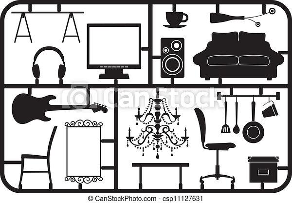 家具 - csp11127631