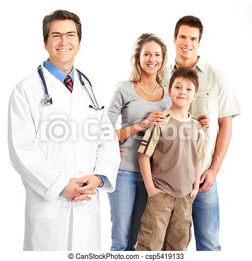 家庭醫生 - csp5419133
