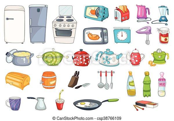 家庭 集合 用具 Kitchenware 舉杯祝賀者 集合 規模 家庭
