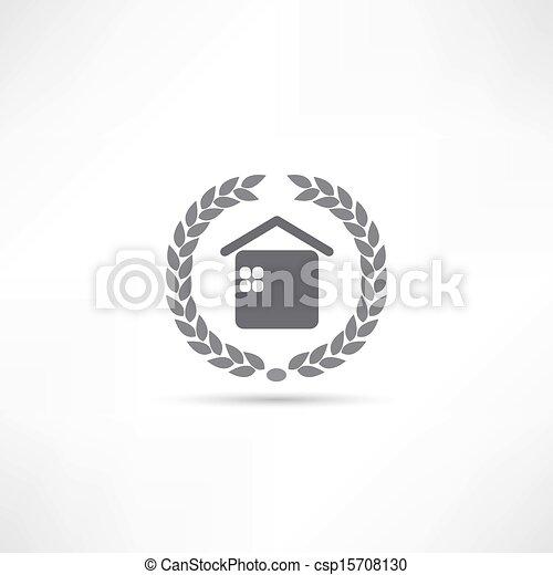 家, 圖象 - csp15708130