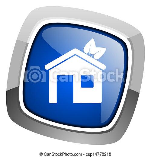 家, 圖象 - csp14778218